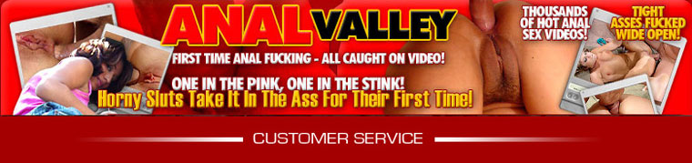 Anal Valley Customer Support